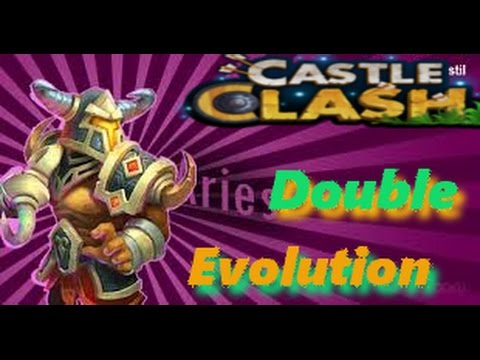 Castle Clash Double Evolution Aries