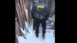 Усть Катав.  ФСБ задержало радикальных исламистов