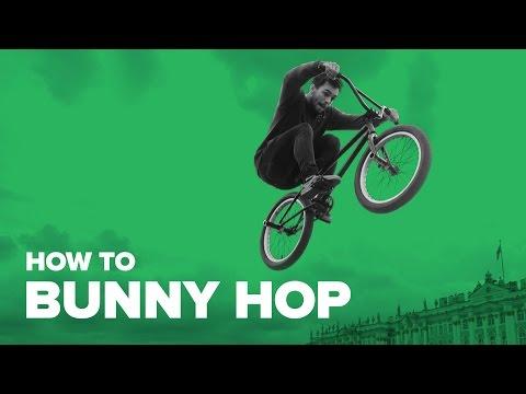 How to Bunny Hop on BMX
