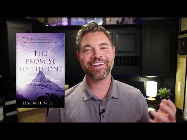 Jason Hewlett on Facebook Live Book Launch Day Aug  18, 2020