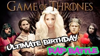 "Video ""Game of Thrones"" Ultimate Birthday Rap Battle (Featuring Taryn Southern) download MP3, 3GP, MP4, WEBM, AVI, FLV Juli 2018"