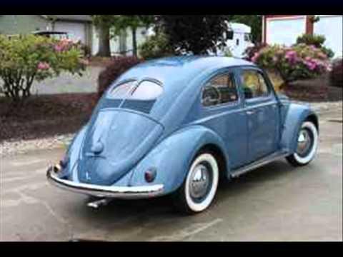 Executive owned 1952 VW bug Split window  22500  YouTube