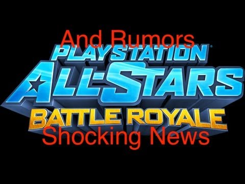 PlayStation All Stars Shocking News Leaked!?!