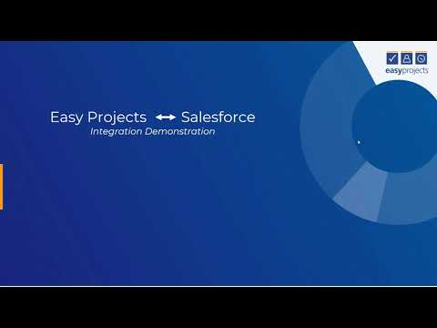 Salesforce & Easy Projects Integration