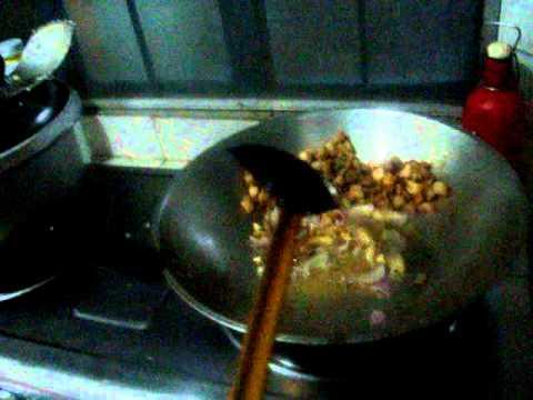 Bagoong with pork recipe