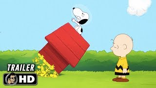 SNOOPY IN SPACE Official Teaser Trailer (HD) Peanuts Apple TV+