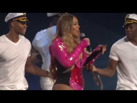 Mariah Carey - Honey Live #1 to infinity Las Vegas 7-11-17