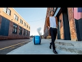 Cargo robot: Vespa unveils Gita robot that can carry your groceries - TomoNews