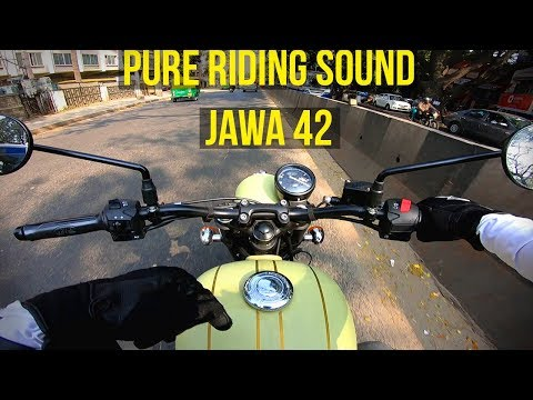 The Pure Sound Of Jawa 42
