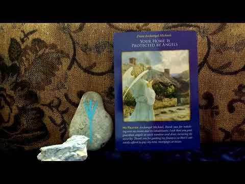 Daily Oracle Card Reading 2nd March  2018 Daily guidance Archangel Michael tarot