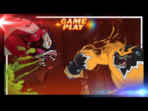 Ben 10 Omniverse Undertown Chase - 1080HD Gameplay - 동영상