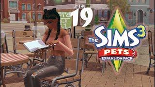 The Sims 3 Питомцы #19 Новый роман
