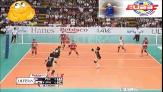 U-23| VALDEZ alyssa vs Japan 😆