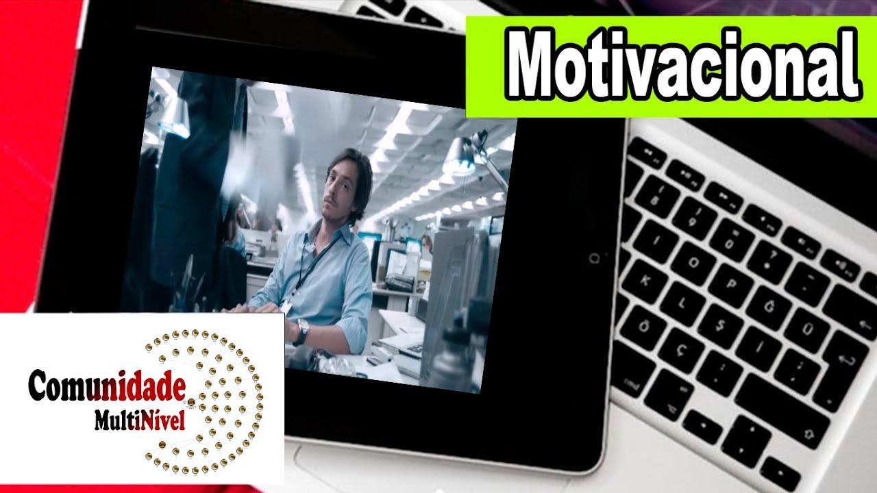Comunidade Multinível Motivacional Video Inspirador Projeto