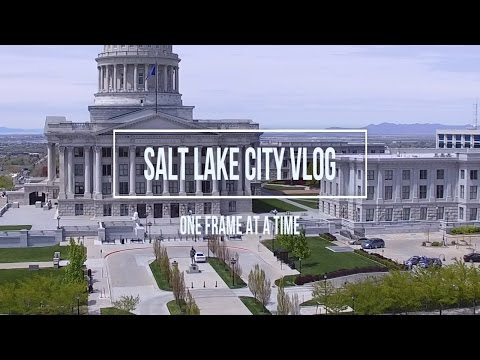 Salt Lake City Food Vlog