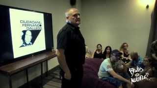 Presentación CIUDADANO FERNANDO GALLEGO: BAILA O MUERE Parte 01-Festival Musital BCN 05-07-2014 YouTube Videos