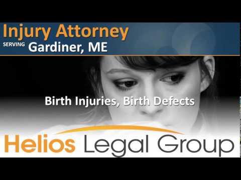 Gardiner Injury Attorney - Maine