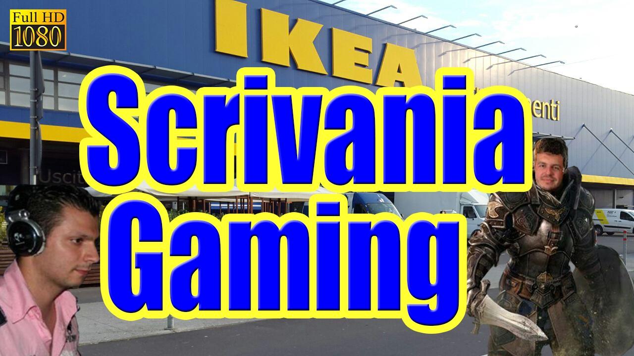 Andiamo Da Ikea Per La Nostra Scrivania Gaming W Giuseppehitech