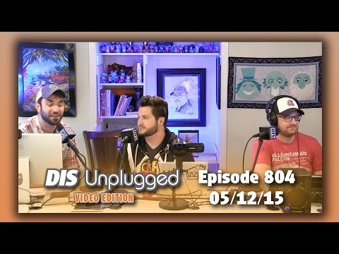 DIS Unplugged - Get To Know The Team - 05/12/15