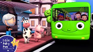 Wheels On The Bus | Part 3 | Little Baby Bum | Nursery Rhymes for Babies | Videos for Kids thumbnail