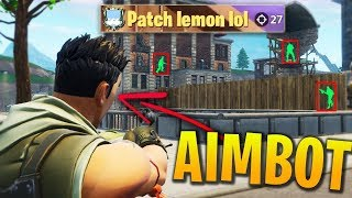 Do you want to be HACKER in FORTNITE? CLICK THIS VIDEO!!!!