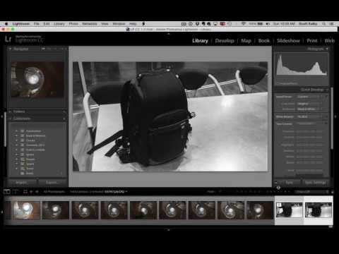 Another Way To Edit Video Clips in Lightroom