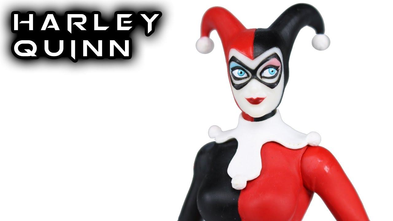 Harley Quinn Designer Series Action Figure By Amanda Conner DC Comics Trad