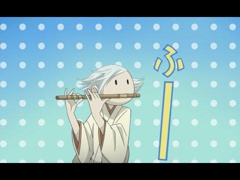 Смешной аниме момент / Флейта Мизуки [ Очень приятно, бог ...