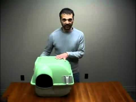 Omega Paw Roll n Clean Litter Boxes