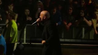 Disturbed The Light Nottingham Motorpoint Arena January   2017