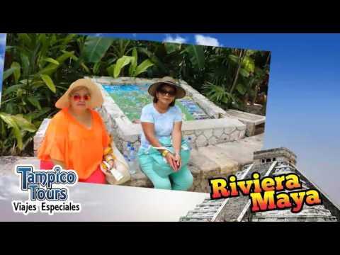 Tampico Tours ...Riviera Maya 2016