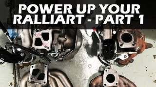 Lancer Rallyart Power Kit - Evo X Comparison - Part 1