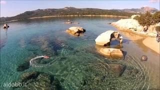 Elephant beach - sardinia costa smeralda arzachena