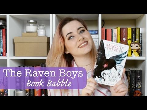 The Raven Boys Book Babble