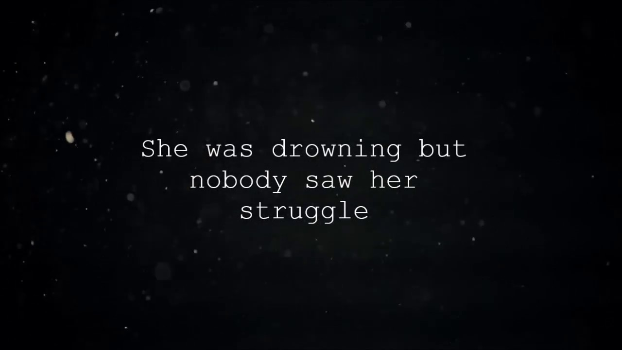 Image of: Her Struggle Sad Quotes Depression Music Youtube Sad Quotes Depression Music Youtube