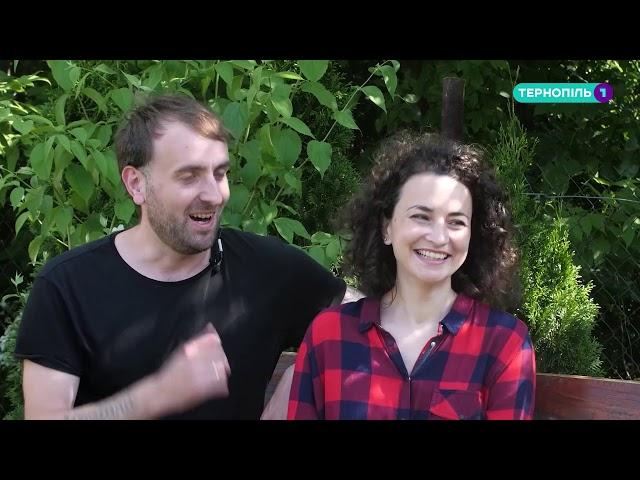 Backstage з Натою Бенч - Олександр Божик - Тернопіль 1