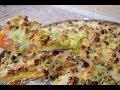 Chicken BBQ Pizza - چکن پیتزا - चिकन पिज्जा – COOK WITH IMAAN