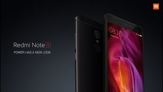 Xiaomi Redmi Note 4 - Global 4GB/RAM & 64GB/ROM. Snapdragon 625