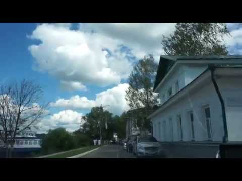 Художники Сергиева Посада представили свои работы в городе Плёс Ивановской области