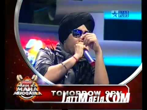 First episode part 13  AMUL Music ka Maha MuQabla 19 december 2009 on star plus
