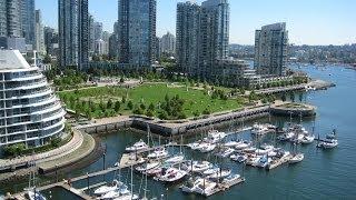 #719. Ванкувер (Канада) (потрясяющее видео)(Самые красивые и большие города мира. Лучшие достопримечательности крупнейших мегаполисов. Великолепные..., 2014-07-03T02:25:04.000Z)