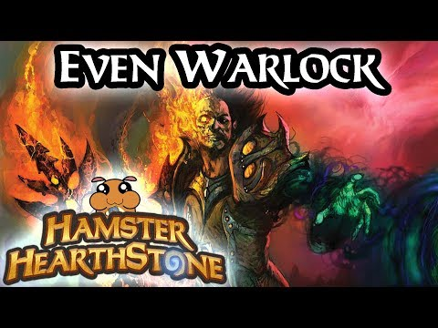 [ Hearthstone S54 ] Even Warlock - Boomsday Project
