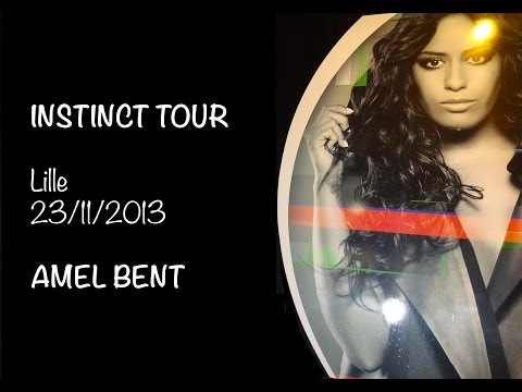 Amel Bent : Instinct Tour - Lille