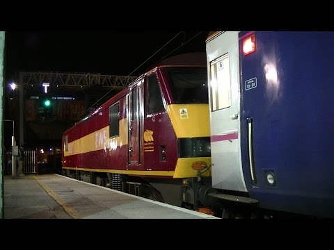 Preston Railway Station Overnighter 6th - 7th March 2015