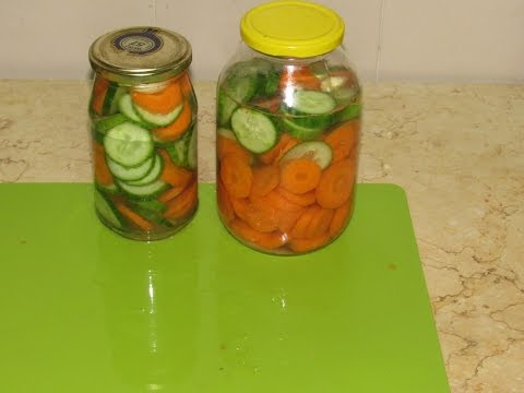 middle eastern pickles or Turshi
