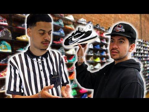 Every shoe store be like