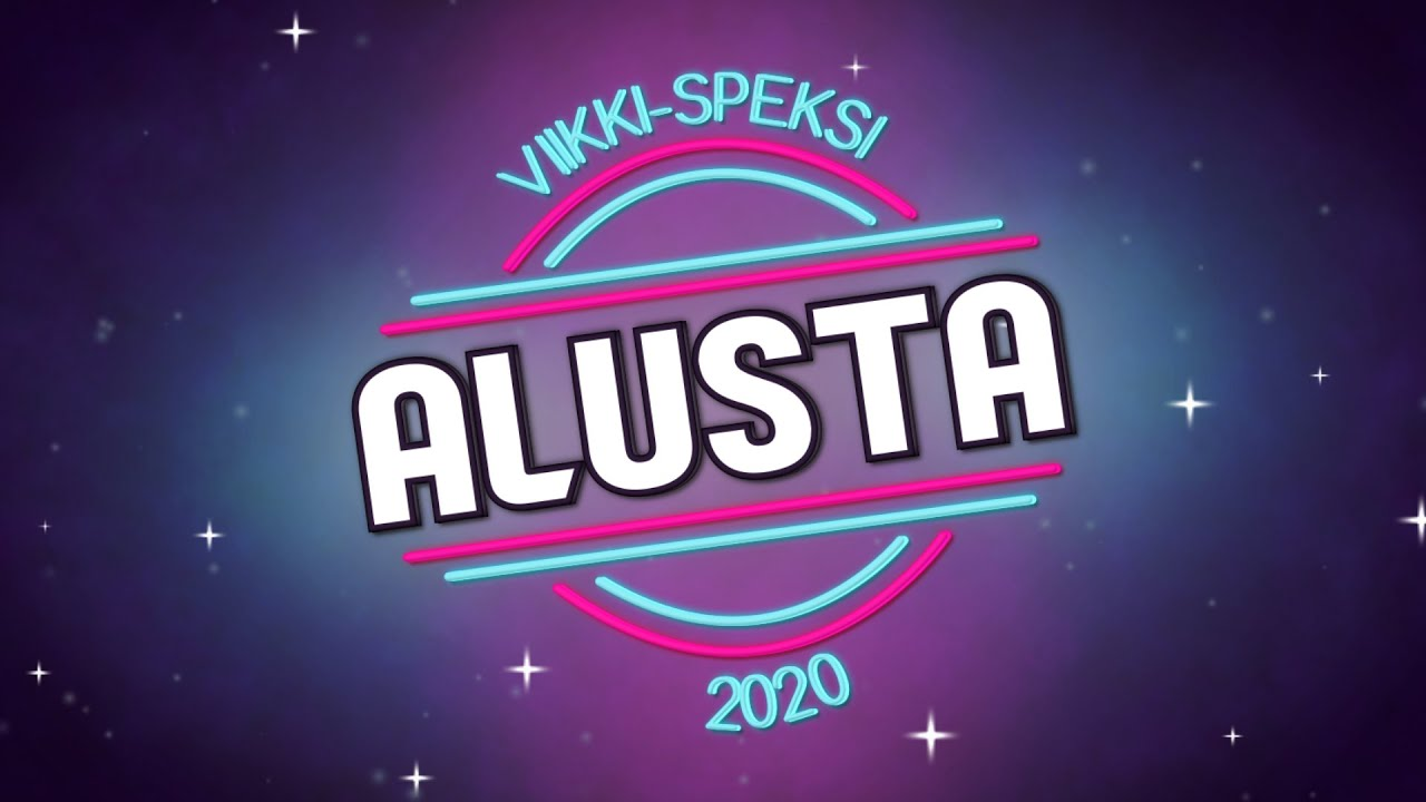 ALUSTA - Viikki speksi 2020
