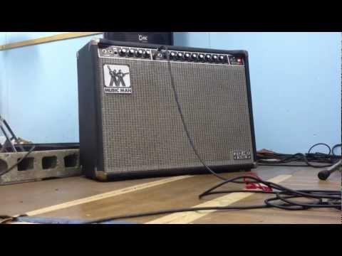 MUSIC MAN 212-HD One-Thirty (1977)  Loud sound / Gibson ES-335 '59Reissue
