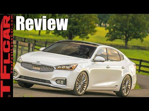 2017 Kia Cadenza First Drive Review: Kia's New Hamsterless Luxury Ride Revealed