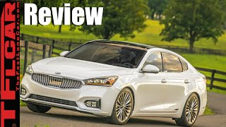 2017 Kia Cadenza First Drive Review: Kias New Hamsterless Luxury Ride Revealed